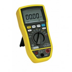 Multimètre numérique CA 5233 CHAUVIN ARNOUX