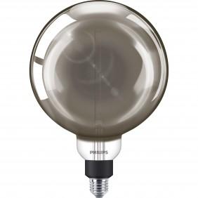 Ampoule LED - 6,5W - E27 - Globe - fumée - Giant PHILIPS (SIGNIFY FRANCE)