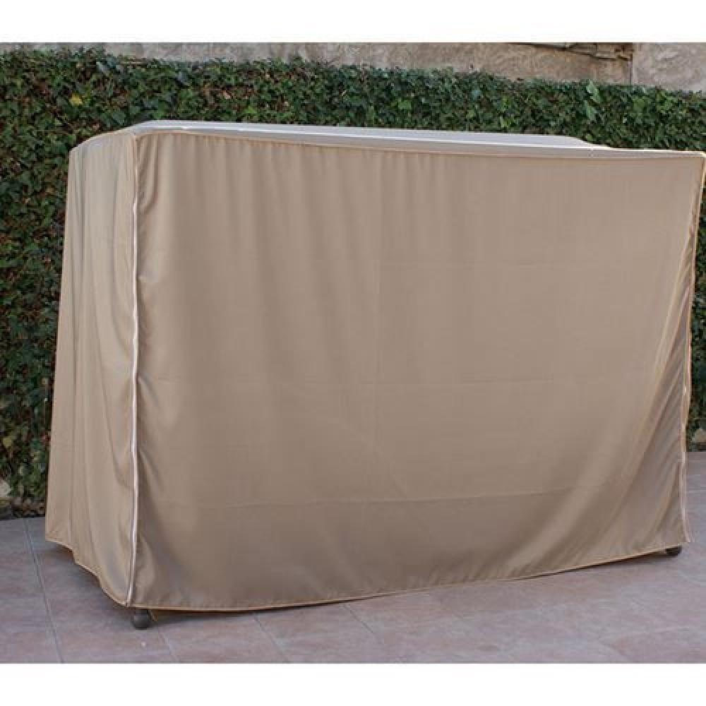 housse pour balancelle orlando en polyester fl 400 indoor outdoor bricozor. Black Bedroom Furniture Sets. Home Design Ideas
