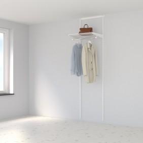 Kit dressing Basique - L60xP40 cm - blanc ELFA