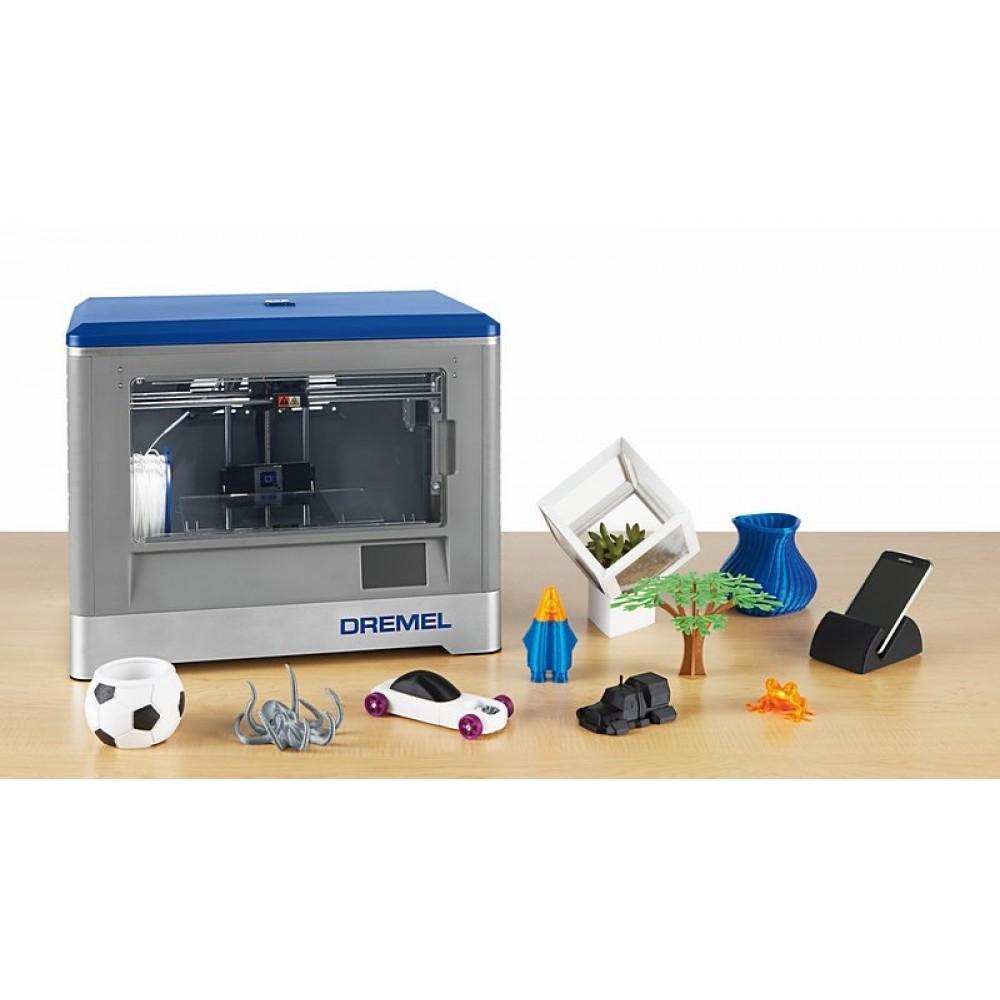 Imprimante 3d idea builder dremel bricozor - Imprimante 3d dremel ...