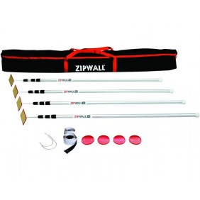 Kit de protection de travaux Zipwall ZIPWALL