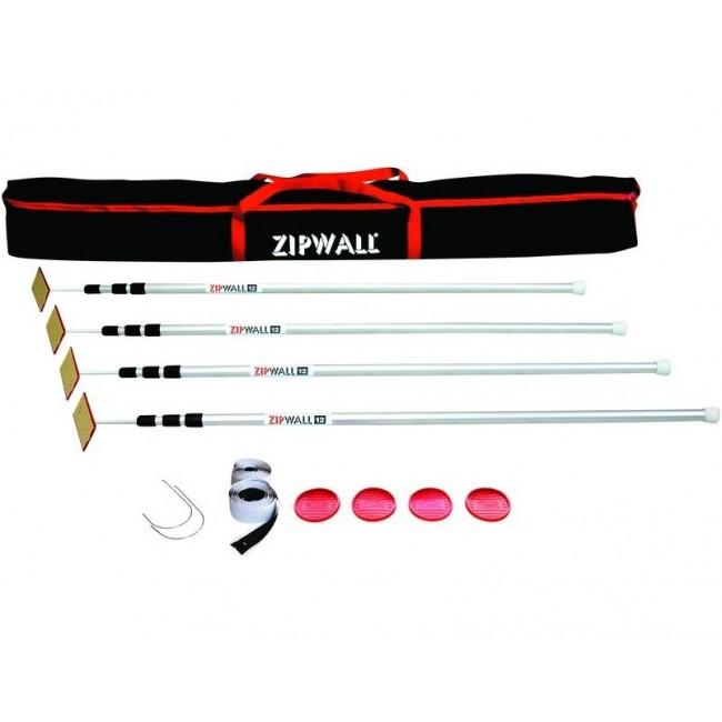Kit de protection de travaux Zipwall ZIPWALL