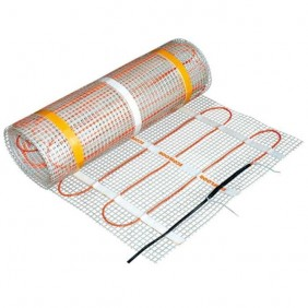 Plancher chauffant électrique - sous stratifié - Kit AL-MAT 80w/m² SUD RAYONNEMENT
