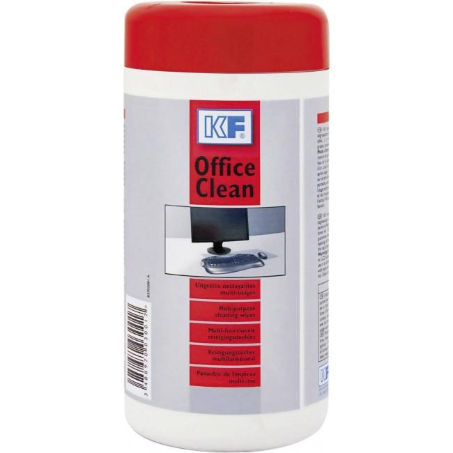Lingettes de nettoyage de précision  - 100 pièces - Office Clean KF