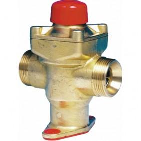 Robinet poussoir à fermeture rapide - coup de poing - sécurité gaz BANIDES