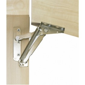 Compas de relevage Lift Junior 140 - 75° HETTICH