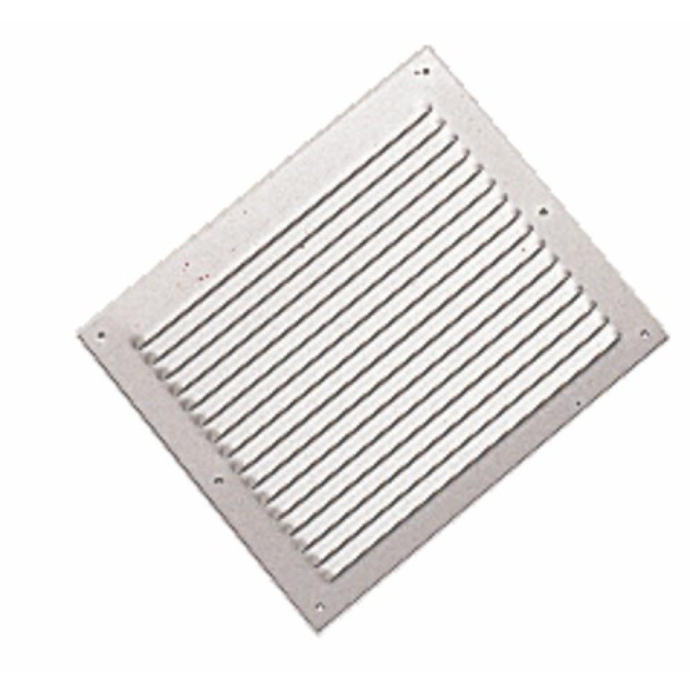 grille d 39 a ration auven aluminium anodis 100 cm3 bezault vachette bricozor. Black Bedroom Furniture Sets. Home Design Ideas