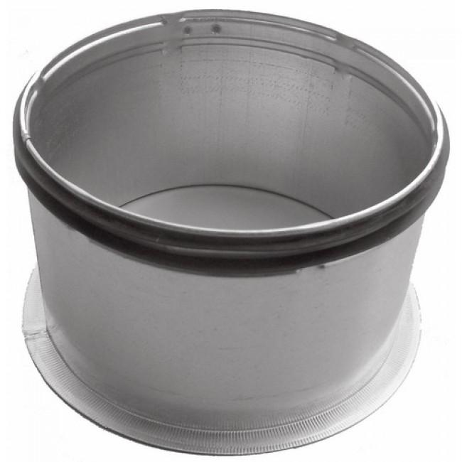 Raccord mâle/mâle pour chauffe-eau thermodynamique - diamètre 160 mm ATLANTIC