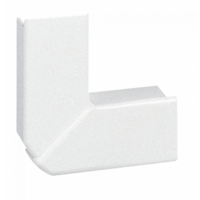 Angle plat 90° blanc pour moulure électrique - DLPlus LEGRAND