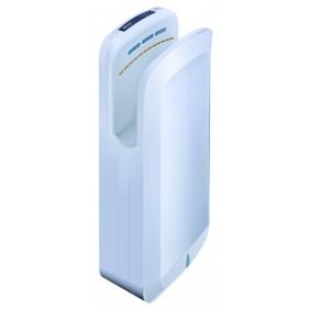 Sèche-main Air Pulse vertical ABS coloris blanc MABEL