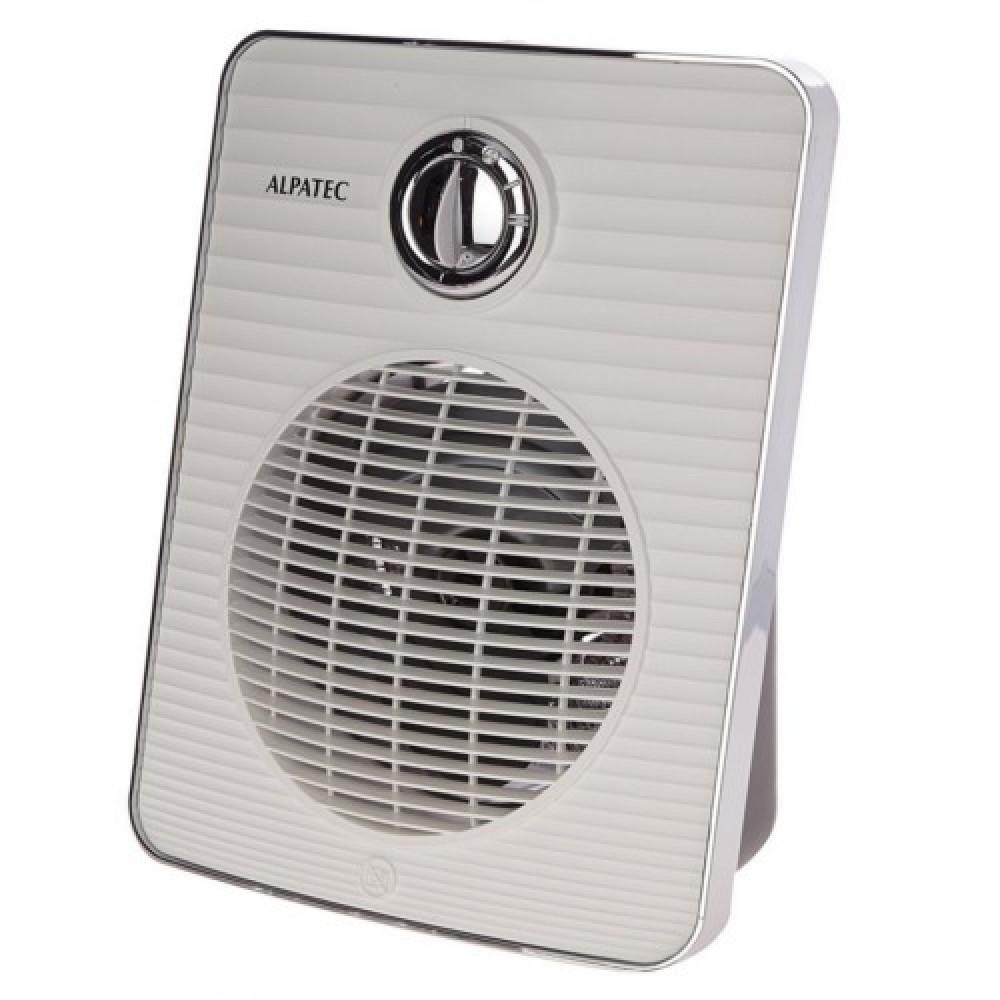 Radiateur soufflant mobile de salle de bain S17 ALPATEC  Bricozor
