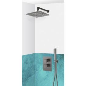Colonne de douche encastrable murale avec mitigeur LIVOURNO SARODIS