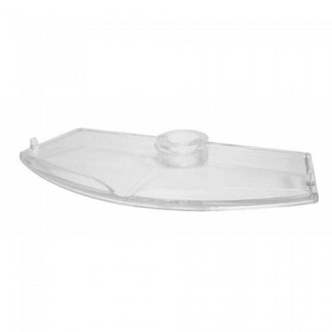 Porte-savon large - pour barre de douche - diamètre 25 mm VALENTIN