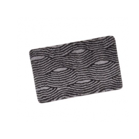 Tapis de bain - 50x80cm - Wave Gris SPIRELLA