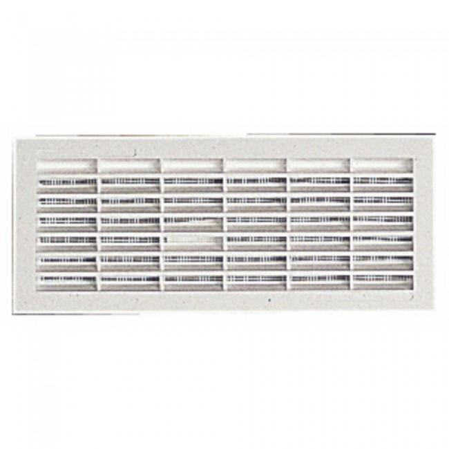 grille de ventilation b111 84x230mm avec moustiquaire. Black Bedroom Furniture Sets. Home Design Ideas