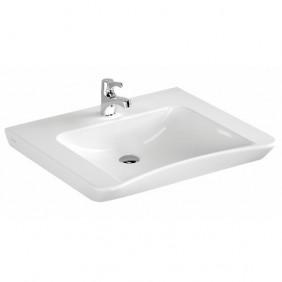 equerre de fixation blanche pour lavabo pmr vitra bricozor. Black Bedroom Furniture Sets. Home Design Ideas