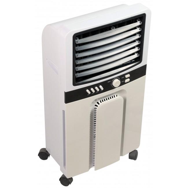 Ventilateur intérieur et Rafraichisseur d'air -  3 en 1 O' FRESH