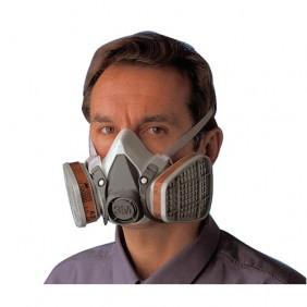 Demi-masque respiratoir 6200 3M