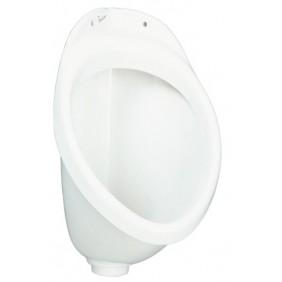 Urinoir applique d'angle - céramique blanc PORCHER