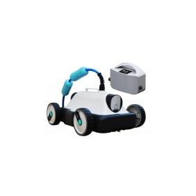 Robot électrique de nettoyage pour piscine à fond plat - Bestway Mia BESTWAY