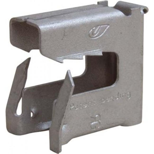 Clip acier ressort multifonctionnel WALRAVEN