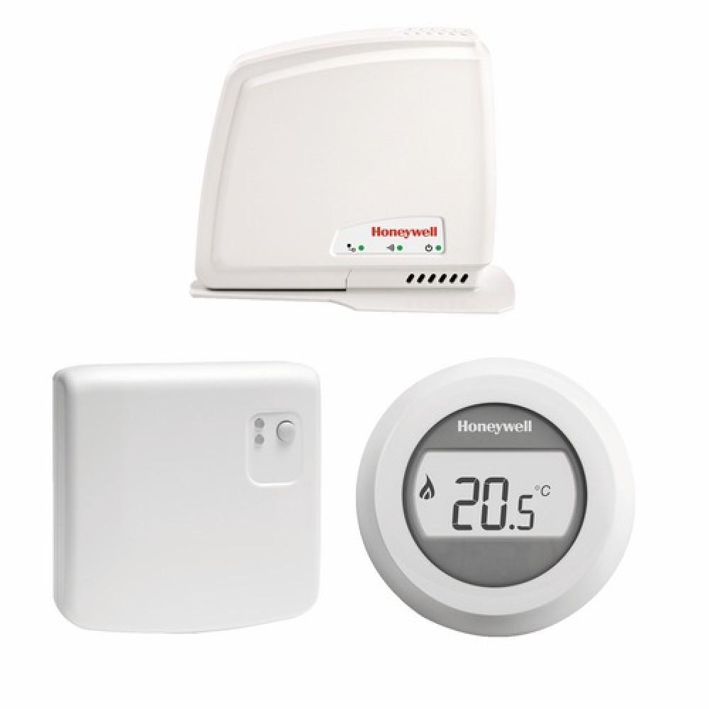 Thermostat chaudiere sans fil affordable brancher un thermostat sur une chaudi re messages con - Thermostat sans fil chaudiere ...