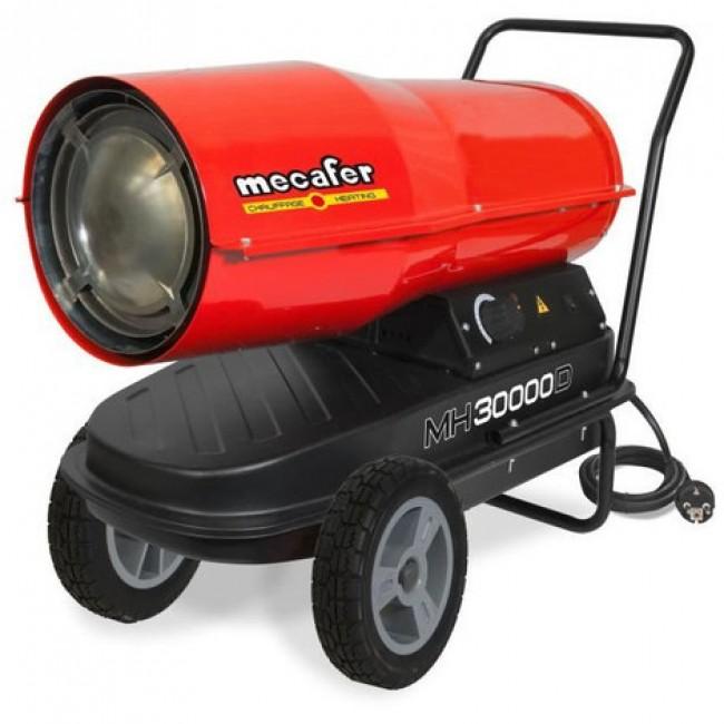 Chauffage soufflant de chantier 30000W - MH30000D MECAFER
