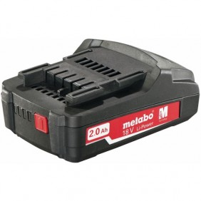 Batterie Li Power 18 V-2 Ah METABO