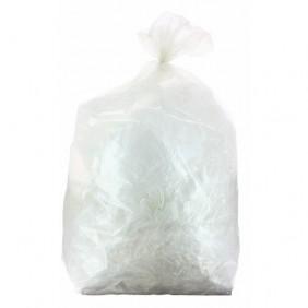 Sacs poubelle transparents 110 litres, 18 microns (x200) BRICOZOR