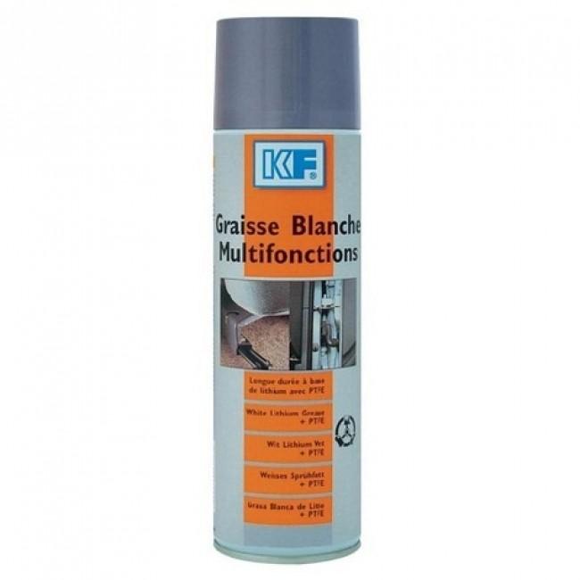 Graisse blanche multifonctions - aérosol 650 ml KF