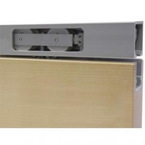 Système porte coulissante Junior 80B/mod-vantail 80 kg HAWA
