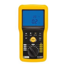 Controleur d'isolement numérique - 850 gr - C.A 6524 CHAUVIN ARNOUX