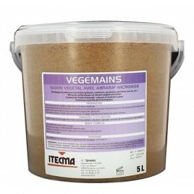 Savon végétal - pour salissures très fortes - Vegemains ITECMA