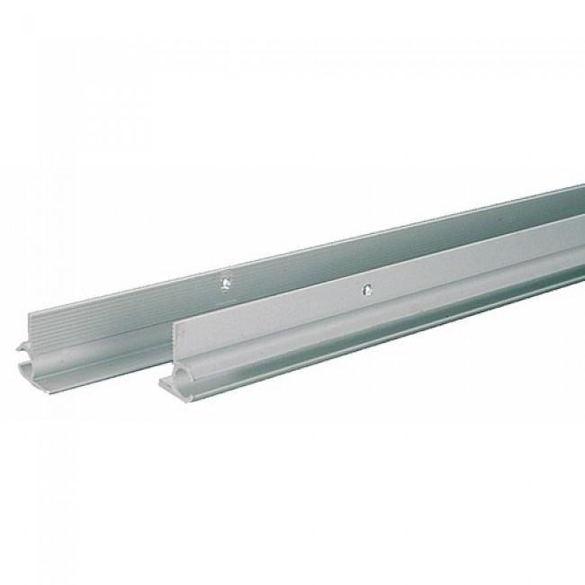 Support aluminium pour joint détanchéité caoutchouc BRICOZOR