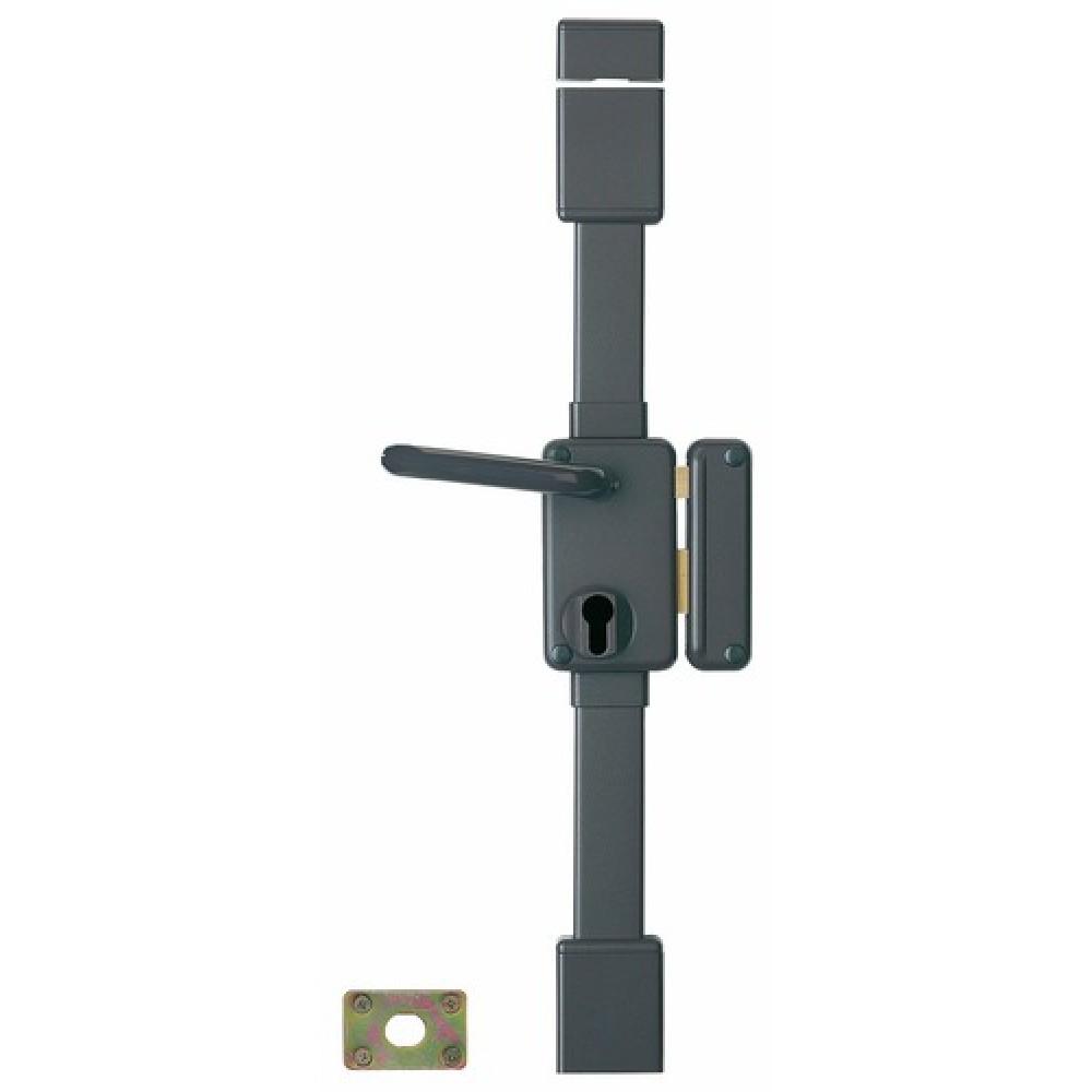 serrure en applique verticale 3 points fouillot 7 mm. Black Bedroom Furniture Sets. Home Design Ideas
