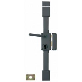 Serrure en applique verticale - 3 points - fouillot 7 mm - Beluga FTH THIRARD