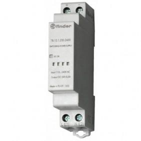 Alimentation modulaire - tension sortie 24 volts - puissance 12 watts