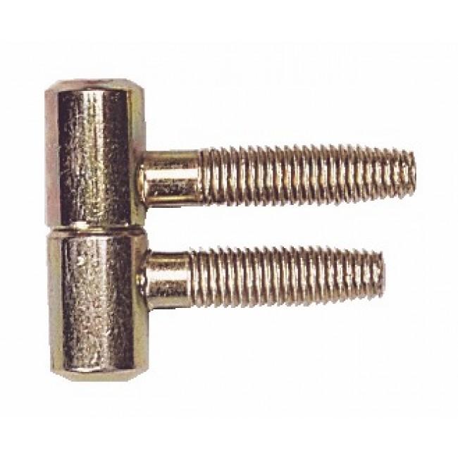 Demi-fiches nœuds plats courts 030-diamètre 14 mm OTLAV