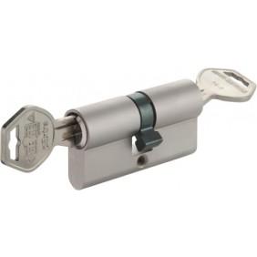 Cylindre de sûreté double varié - clé de secours - 3 clés - Pextra DORMAKABA