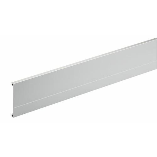 Façade pour tiroir à l'anglaise InnoTech aluminium-hauteur 70 mm
