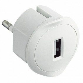 Prise chargeur USB - 050680 LEGRAND