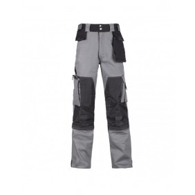 Pantalon de travail en coton et élasthane - Howard North Ways