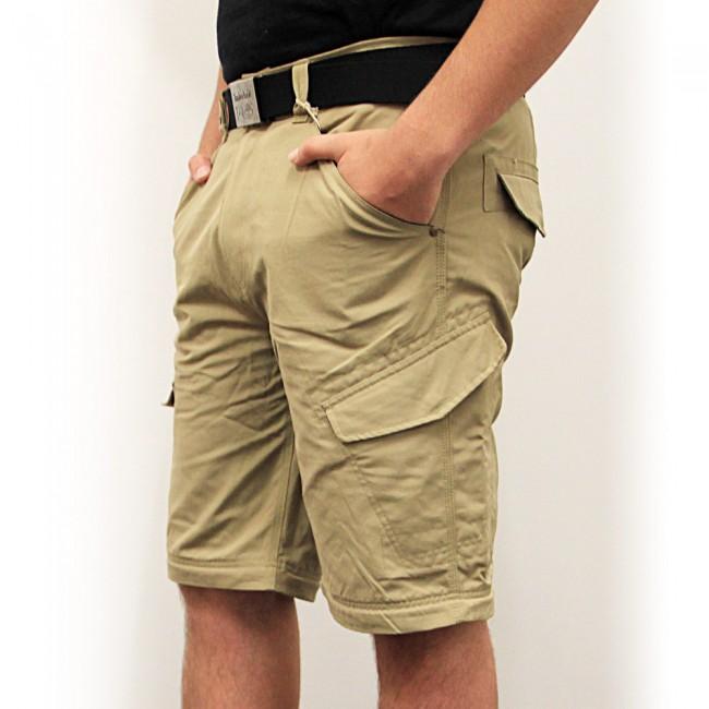 Pantalon de travail 2 en 1 beige pro 611 t l timberland - Pantalon timberland pro ...