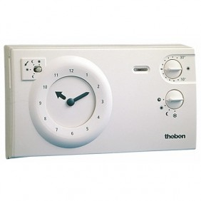 Thermostat analogique programmable RAM 784 R THEBEN