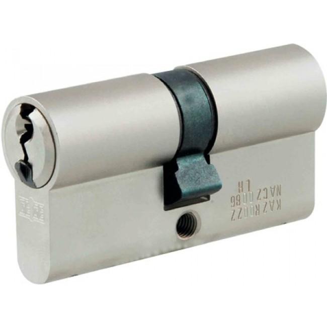 Cylindre de sûreté double - usage intensif - variés - 3 clés - Europa DORMAKABA