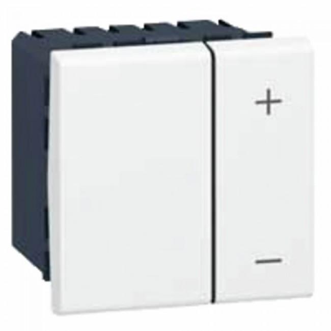Eco variateur Mosaic - compatible lampes à économie d'énergie LEGRAND