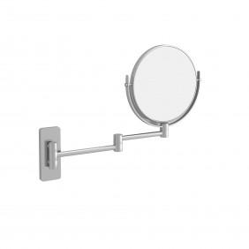 Miroir rond grossissant et pliant Beauty SALGAR