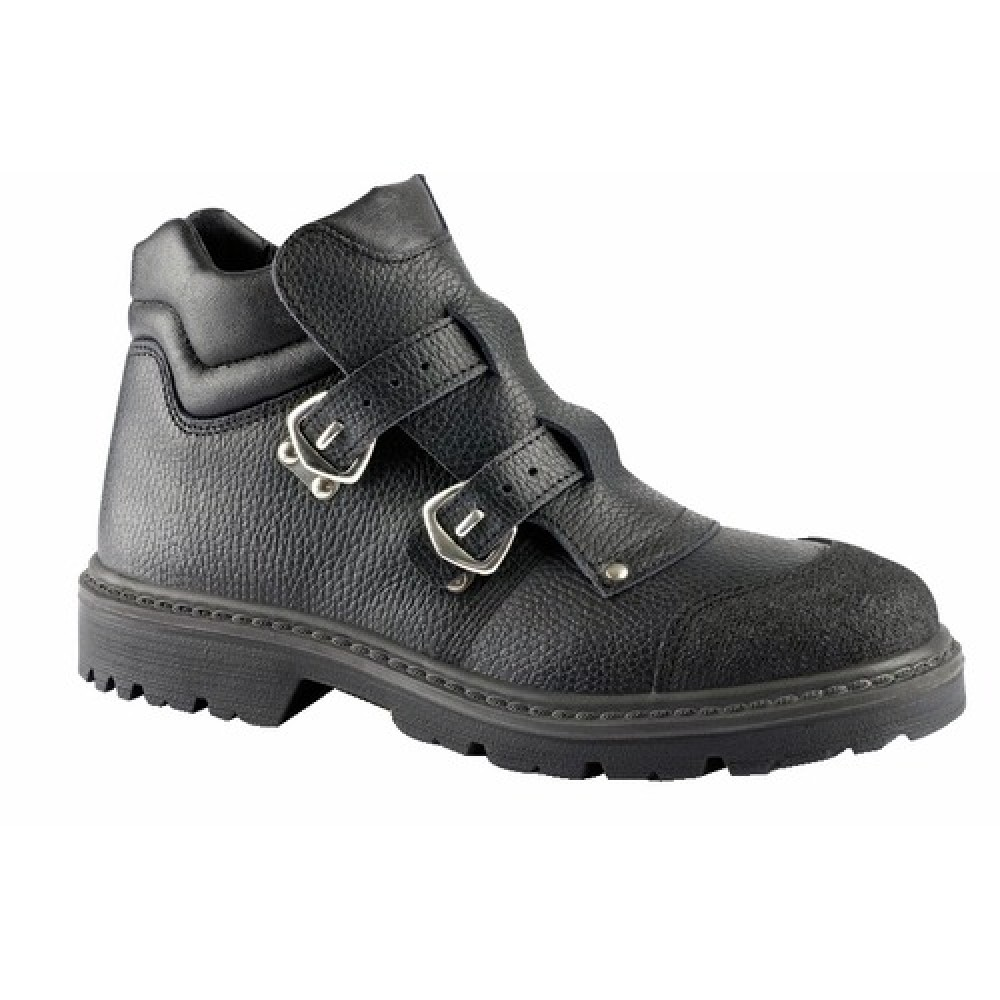 Chaussures Jallatte noires homme