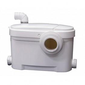 Broyeur wc indépendant - par râpes - 3 entrées - Pro SFA